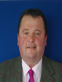 Councillor James Morrish